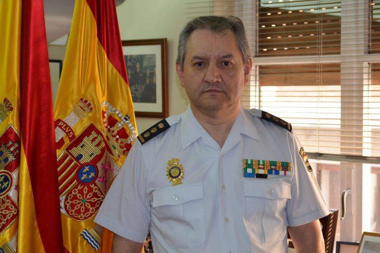 Esteban Gándara durante su etapa en la UCSP.