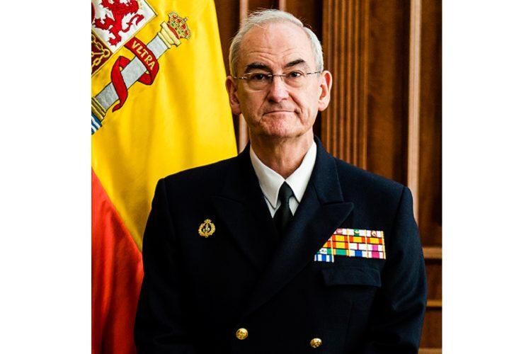Almirante general Teodoro López Calderón, nuevo JEMAD.