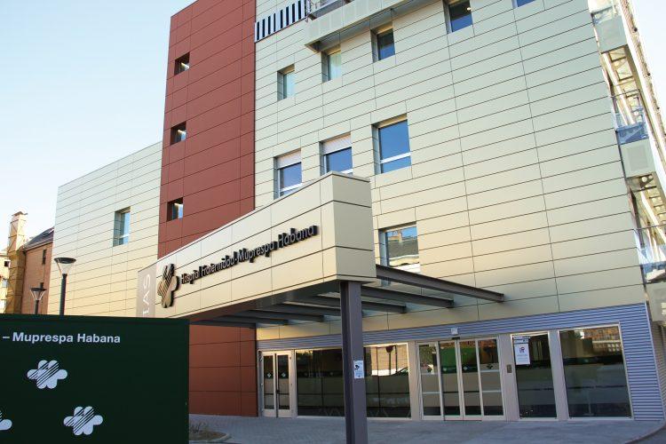 Hospital Fraternidad-Muprespa.