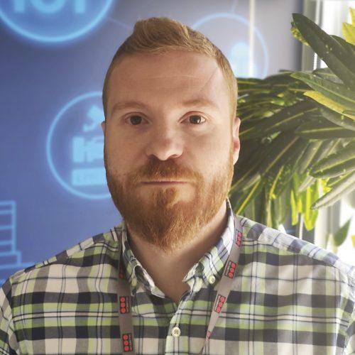 Carlos Iglesias Vicente New Techs Leader – Innovation Area de Securitas Seguridad España