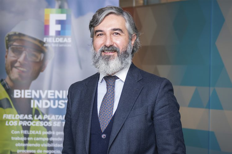 Óscar López Tresgallo, director general de FIELDEAS