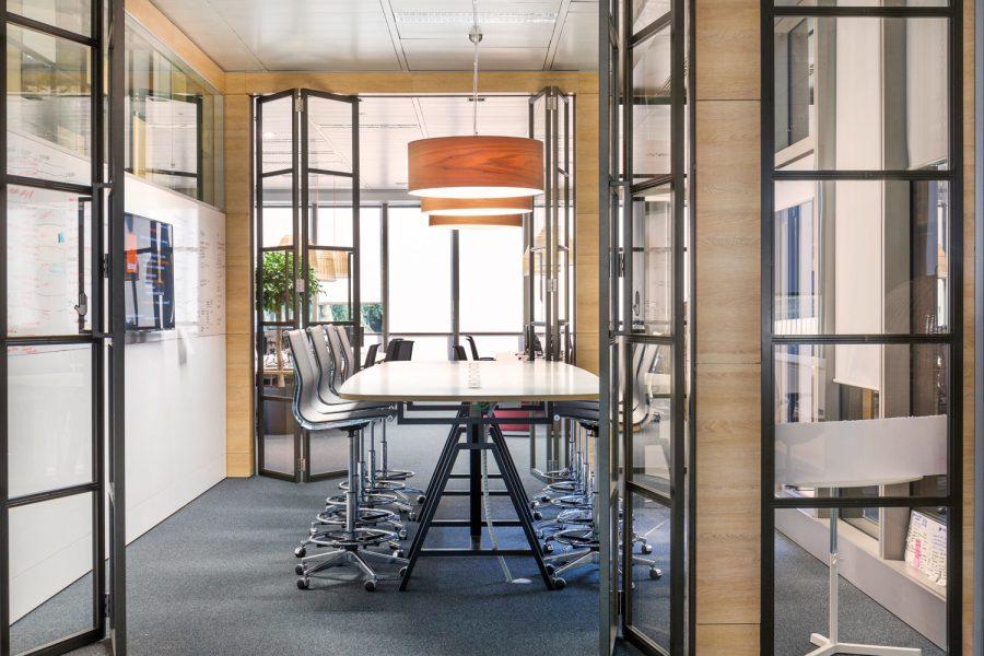 La Finca Orange diseño espacios nuevas tecnologías