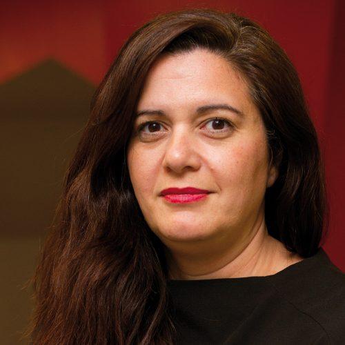 Adela Cuadros.