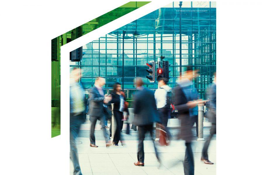 tendencias FM CBRE facilities management