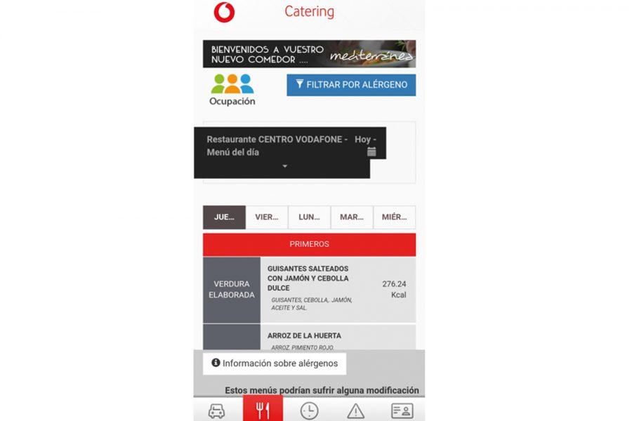 Vodafone SmartBuilding.