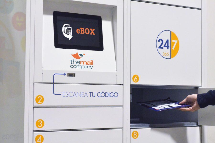 e-BOX The Mail Company.