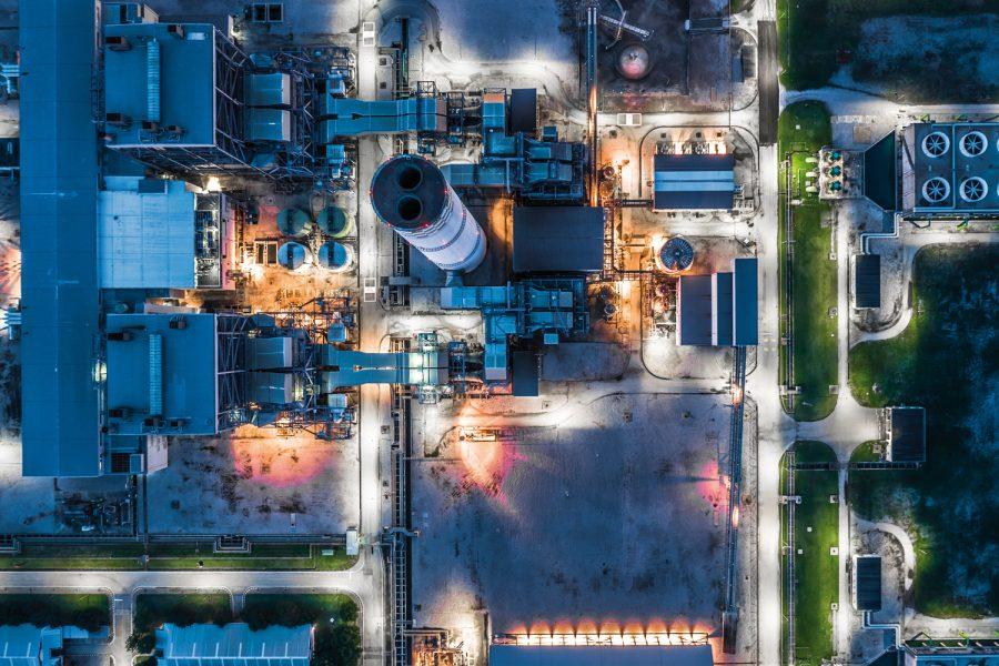 industria energía