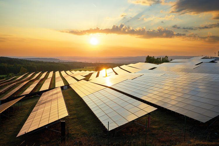 energía renovable, sostenibilidad, placas solares