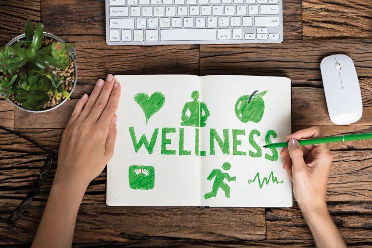 Wellness empresarial.