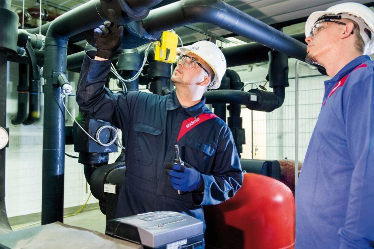 mantenimiento industria