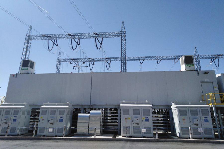 Generación eléctrica.