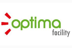 Optima Facility logo.
