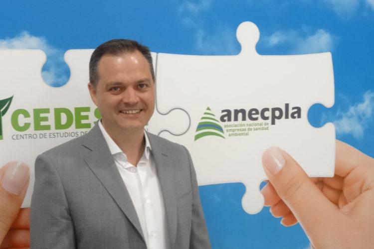 Sergio Monge Presidente de ANECPLA