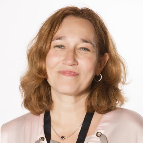 Raquel Cruz Directora de grandes cuentas de ISS Facility Services Iberia
