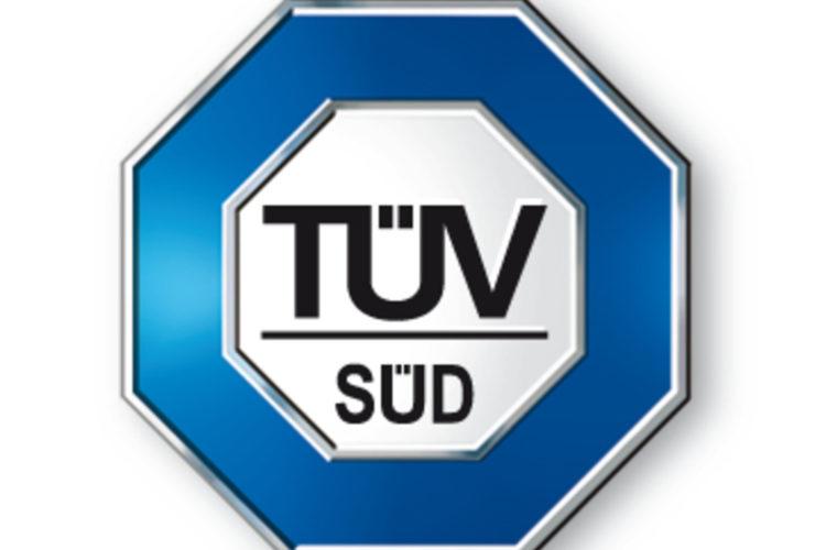 Tüv Süd logo.