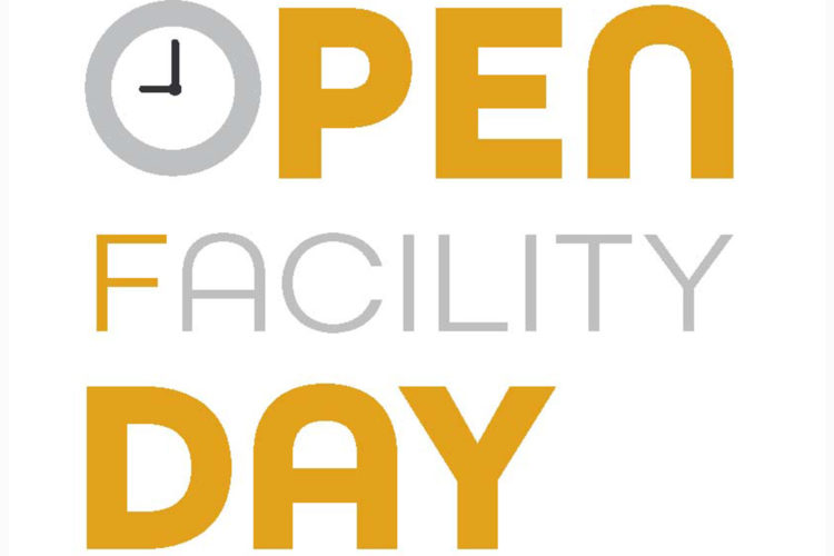 Open Facility Day.