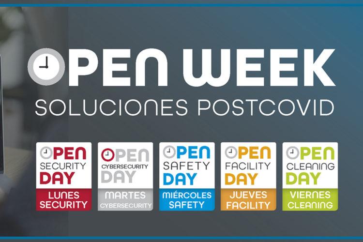 Open Week. Agenda.