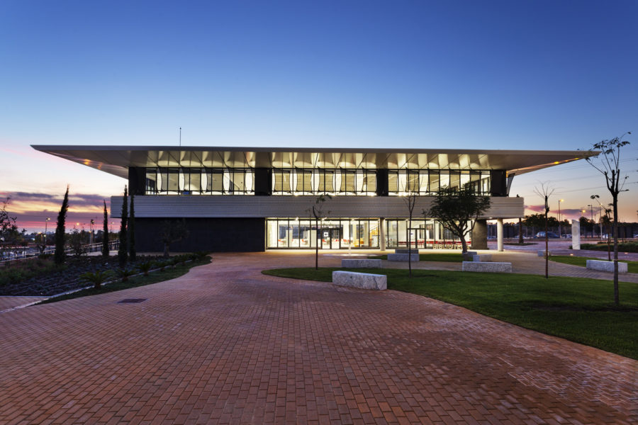 Campus LEED Platino.