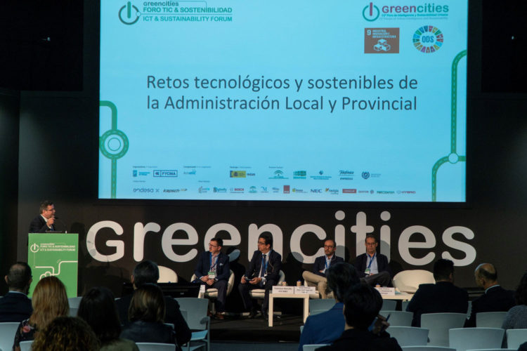 Greencities y S-MOVING.