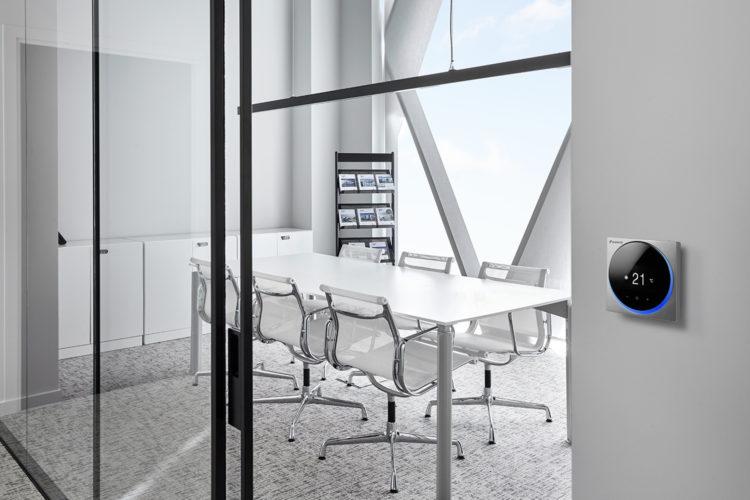 Daikin, oficina, climaticación, aire