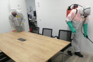 desinfección, bioseguridad, COVID