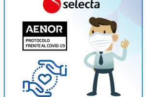 Certificado AENOR frente al COVID-19.