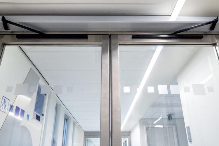 puertas automáticas control de accesos