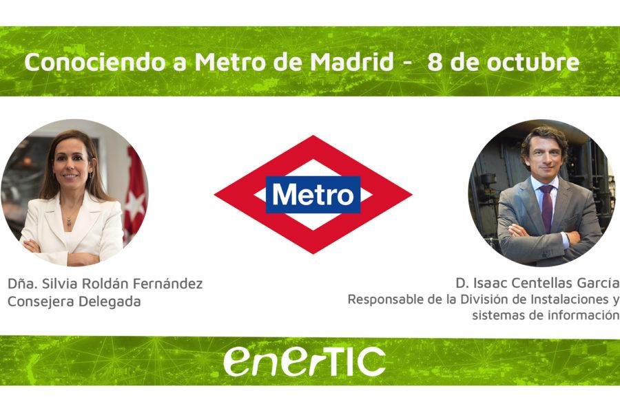 Eficiencia energética y sostenibilidad en Metro.