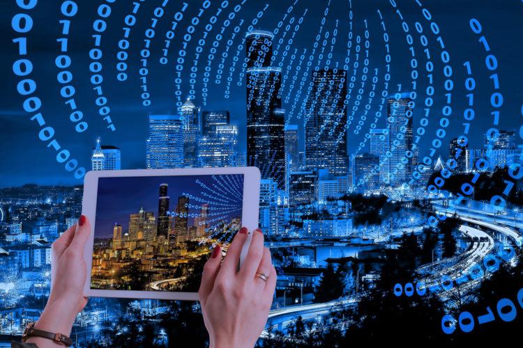 edificios y ciudades inteligentes, smart cities