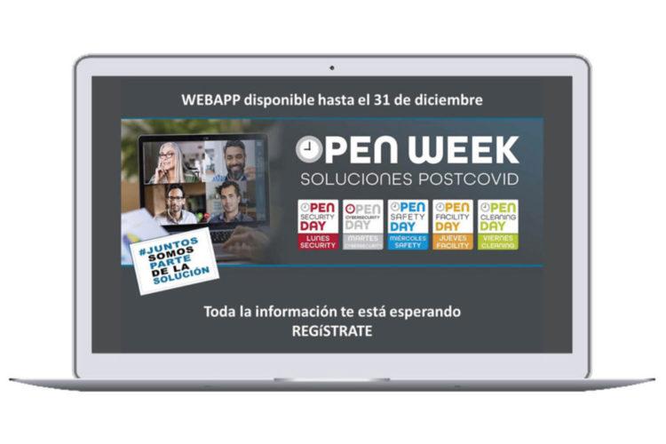 open week soluciones postcovid-19