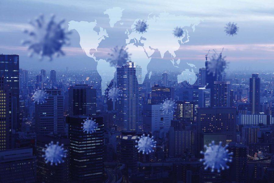 ciudad inteligente covid19
