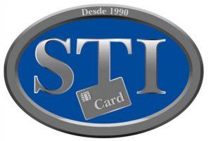 STI Card logo