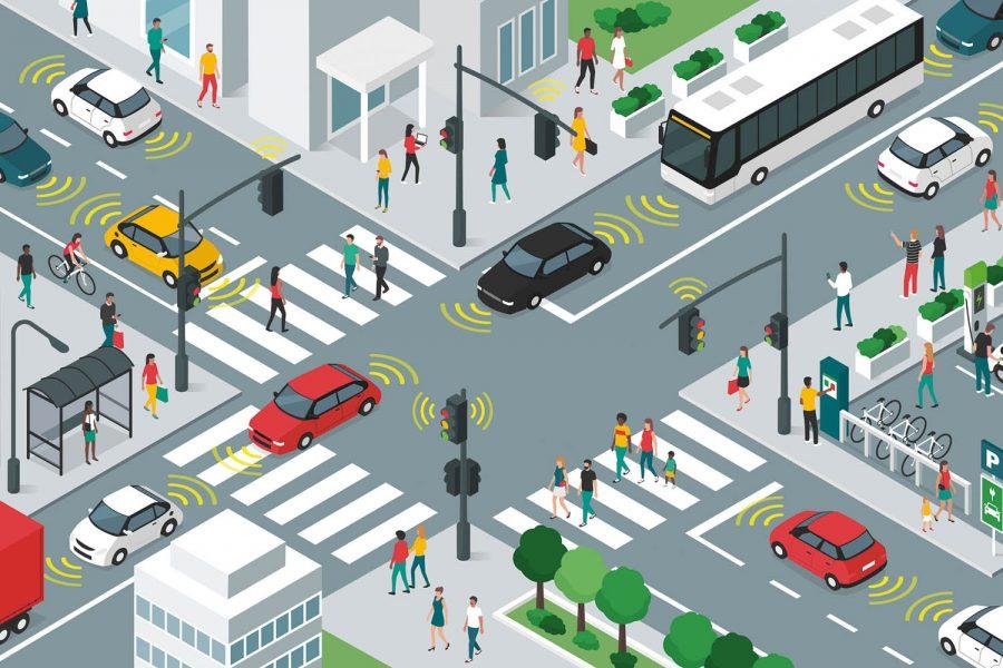 ciudades inteligentes smart city movilidad
