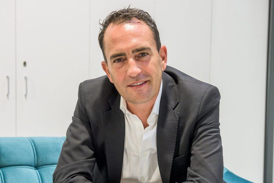 Norman Sánchez CEO de Watchman Door