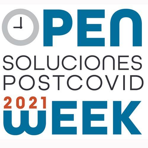 Open Week 2021 logo agenda