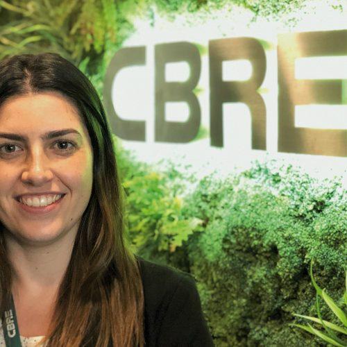 Ana Gómez Palazuelos Sales Executive en CBRE GWS