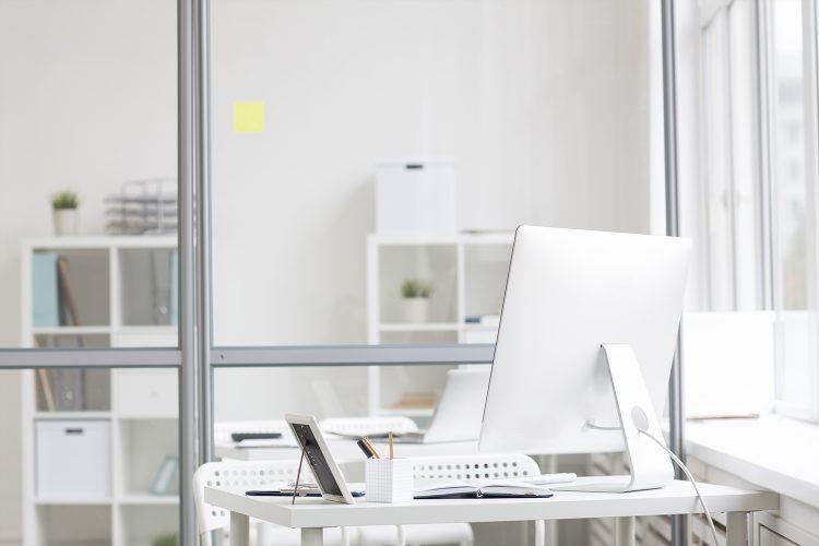 Workplace, oficina, espacio de trabajo