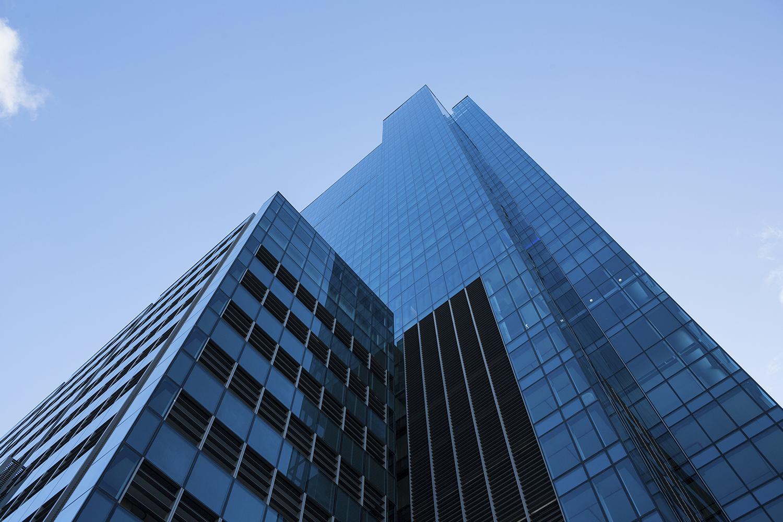 edificio, rascacielos, sostenibilidad, smart