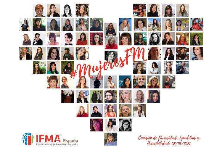 Las mujeres en el Facility Management, FM, IFMA