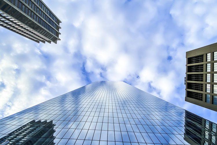 Edificios, rascacielos