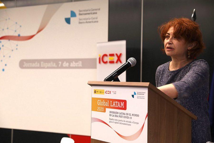 Informe ICEX Global Latam 2020 sobre inversiones latinoamericanas en España