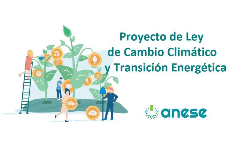 Proyecto de ley cambio climático