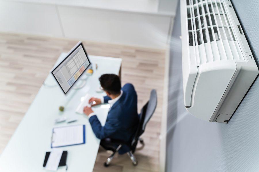 climatización calidad del aire