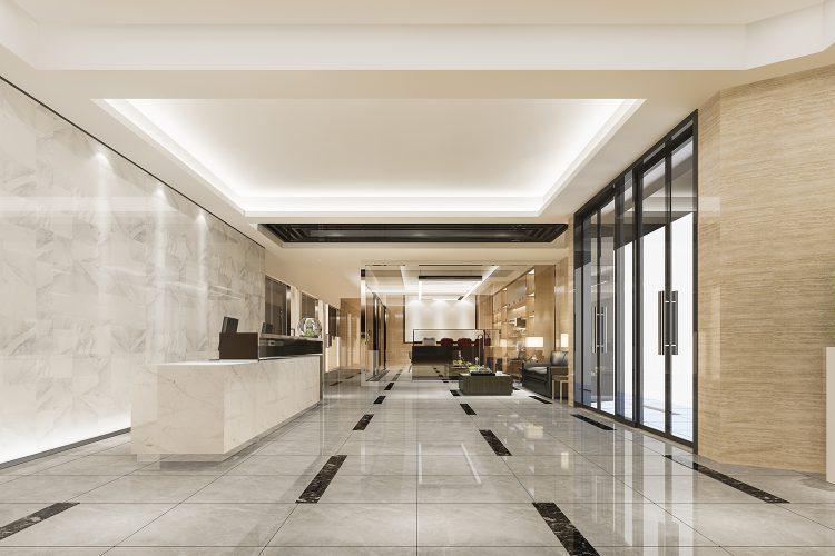 Rececpción hotel, inversión hotelera