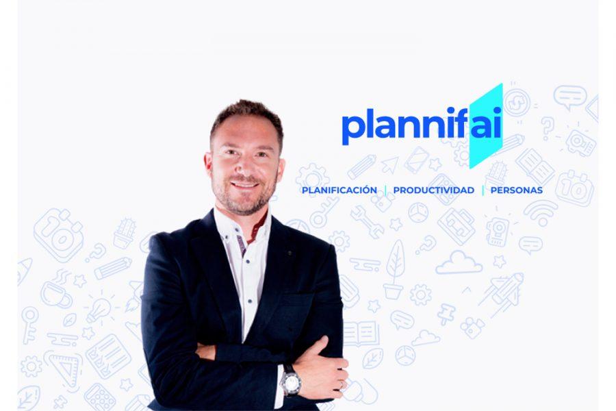 Eduardo Ybarra, CEO-Founder de Plannifai.