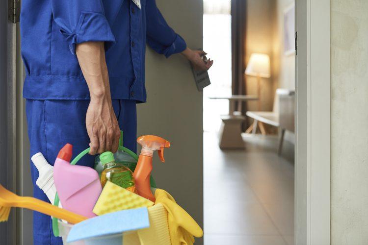 Facility Services, limpieza, servicios