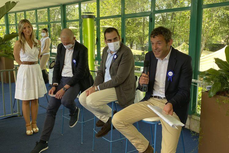 Grupo Eulen presentación de servicios de sostenibildiad