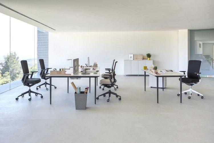 oficina sostenible, sostenibilidad, Actiu