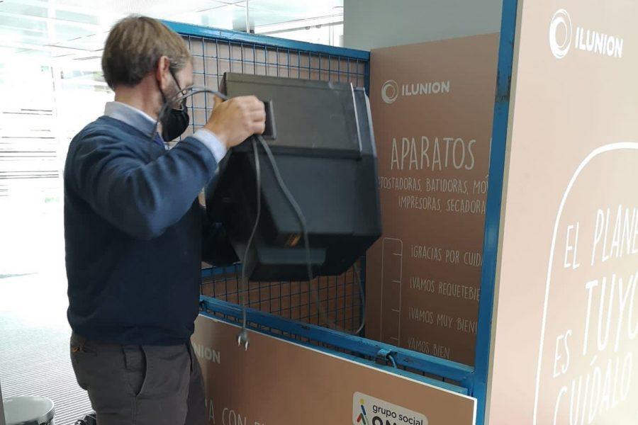 ILUNION reciclaje