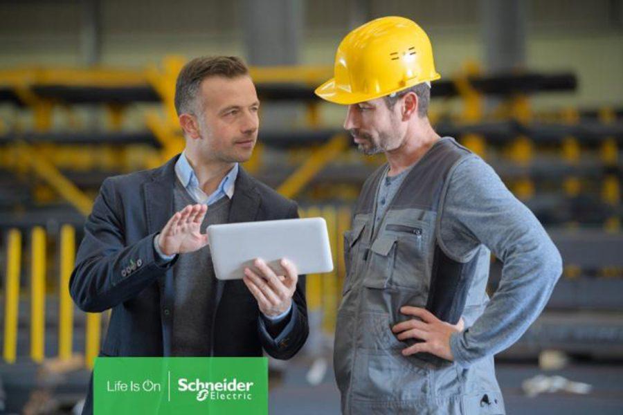SE_App_Facility_schneider 8 EcoStruxure Facility Exper